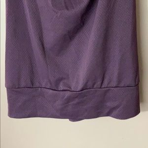 Champion Tops - Champion Purple and Magenta Layered Active Tank
